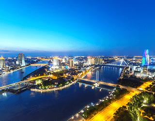 宁波三江六岸