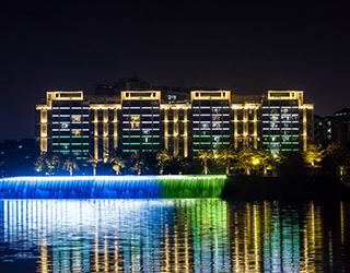 广州增江河两岸景观亮化工程